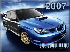 2007 SuBARU IMPREZA STi RS WRX Shop Service Manual CD ! Maintenance