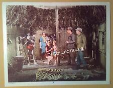 11x14 Lobby Card~ TARZAN FINDS A SON ~1939 ~Maureen O'Sullivan ~Johnny Sheffield