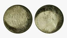 pcc2135_29) INDIA   Queen Victoria - One 1 RUPEE  1892