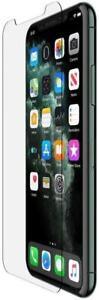 Belkin F8W940ZZ ScreenForce InvisiGlass Ultra Screen Protector for iPhone 11 Pro