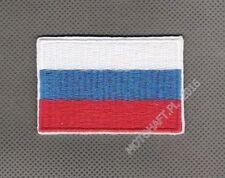 Russia Flag USSR CCCP Modern toppa ricamata termoadesivo iron-on patch Aufnäher