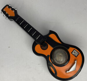 Vintage 1994 Cap Toys Micro Jammers Guitar Tested