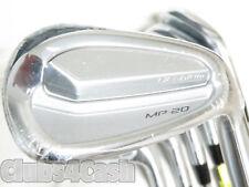 Mizuno MP20 MMC Irons Forged KBS $-Taper 120 Stiff Flex 4-P .. Open Box
