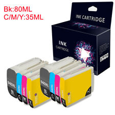 2 FULL set 940XL 8 INK Compatible With HP OfficeJet Pro 8000 8500 A909n A909g