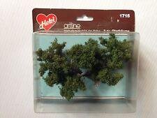 """Heki 1715,  2 - Fruit Trees, 5"""" Tall, New Mint In Box"""