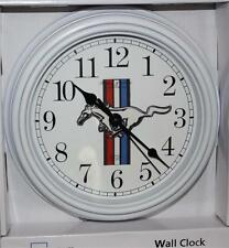 FORD MUSTANG CLOCK NON NEON NEW