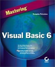 Mastering Visual Basic 6 by Petroutsos, Evangelos