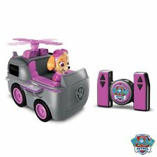 Paw Patrol Remote Control Rescue Racer (1:40) - Skye (3+ Years) RC Toy Car
