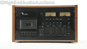 Nakamichi 1000 mkII Three Head Cassette System