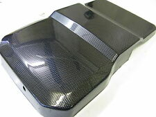 FORD FOCUS CARBON FIBER ABS PLASTIC BATTERY COVER MK2 RS ST 4M51-10A659