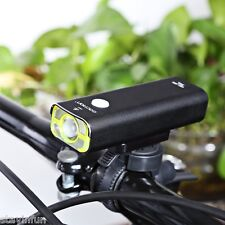 GACIRON USB Rechargeable Waterproof Bike Front Handlebar Cycling LED Light