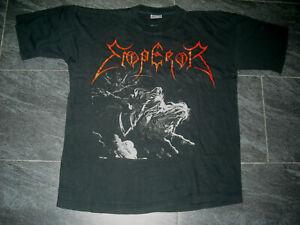 EMPEROR - Same Shirt orig.1993 Size XL ; Enslaved; Mayhem; classic Black Metal