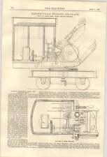 1900 Jessop Appleby Leicester Jib Crane Conveyor Plant Sink Deposits
