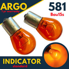 Ford Transit Custom Indicator Bulbs Amber Front Rear Light 2012-On Turn Signal