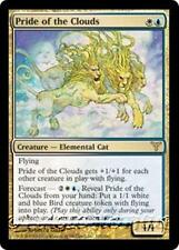 PRIDE OF THE CLOUDS Dissension MTG Gold Creature — Elemental Cat RARE