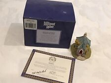 Lilliput Lane 'Farthing Lodge' EUC In Box With Deed P/up Ringwood Nth 3134
