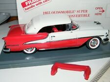 Danbury Mint 1:24 1955 Oldsmobile Super 88 Convertible with Original Paperwork