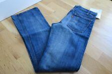 Anthropologie 646 1966 Blue Jeans 32 LEVI STRAUSS Bellbottom Aesthetic Bleach
