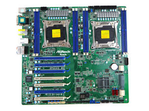 ASROCK RACK EP2C612 WS CHIPSET C612 SOCKET LGA2011 R3 SSI EEB SERVER MOTHERBOARD