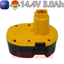 14.4V 3.0Ah Battery For Dewalt  Heavyduty DC9091 DW9094 DE9038 DE9092 DE9093 OZ