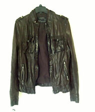 ALL SAINTS CHIC LEATHER JACKET