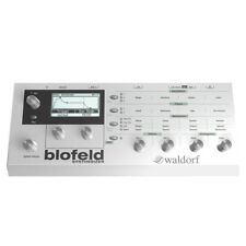 Waldorf blofeld desktop table d'ondes synth (blanc)