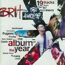 Compilation CD The '97 Brit Awards - England