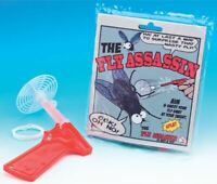 Fly Assassin Swat Gun - Mosquito Flying Insect Pest Control Bug Killer Swatter