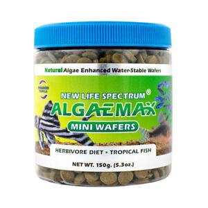 New Life Spectrum Algaemax MiniWafers (150g)