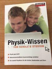 Physik -Wissen Schule Studium Buch Schüler