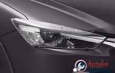 MAZDA CX3 Headlamp Protectors set New Genuine 2015-2017 accessories DK11-AC-HLP