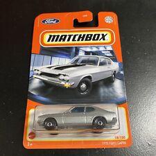 Matchbox 1970 Ford Capri 2021 (18/100)