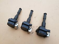 BMW Ignition Coil Pack E36 E38 E39 1703227 Bosch 0221504004 2.5 2.8 M50 M52