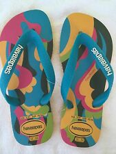 Havaianas Size 2-3.5 uk 35-36 Euro Shoes Flip Flops Ladies New Collection Beach