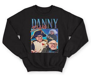 Danny DeVito Homage Jumper Sweatshirt Funny Film Legend Retro 90's Gift
