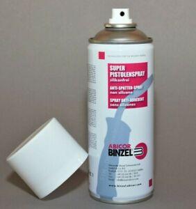 Trennspray Binzel Schweißspray Schweiß Düsenschutz Pistolenspray silikonfrei MAG