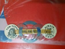 CIGARS TOM KEENE CIGAR PUZZLE CARD LISTING TONS MORE AT GOLDENHILL3898