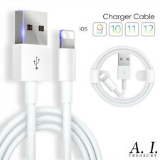 Treasury® USB Charging Cable 1M 2M 3M For Apple iPhone 11 Pro Max X 8 7