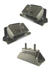 F150 F250 F350 Bronco 5.0 5.8 L & R Eng. Motor Trans Mount Kit 3Pc A2564 A2557