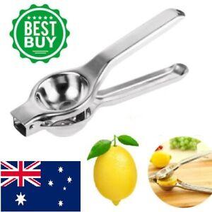 AU Manual squeezer juicer for lemon orange juice easy Hand Squeezing