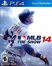 MLB 14: The Show PlayStation 4, 2014 Major League Baseball Kids Game Best Price