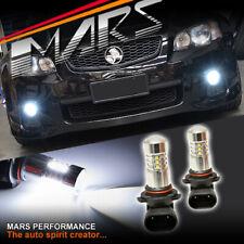 MARS Torch Projector LED SMD Fog Light bulbs for Holden Commodore VE VF SV6 SS-V