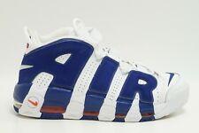 Nike Air more uptempo 96 blanco/azul 921948-101 cortos talla 44 #616