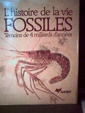 Pinna.HISTOIRE DE LA VIE.FOSSILES.TÉMOINS DE 4 MILLIARDS D'ANNÉES. Paléontologie