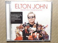 ELTON JOHN  -  ROCKET MAN  -  THE DEFINITIVES HITS  -  CD  NUOVO E SIGILLATO