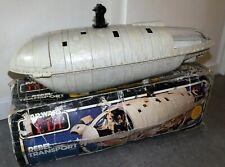 STAR WARS - REBEL TRANSPORTER Alliance ROTJ Return of the Jedi Ship Original Box