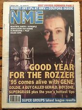 NME 7/1/95 Gene cover, Supergrass, Boyzone, Goldie, A Guy Called Gerald