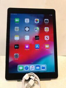 Apple iPad Air 32GB,Wi-Fi, 9.7 inch -Grey,Average Condition, APPLE BOX,Warranty