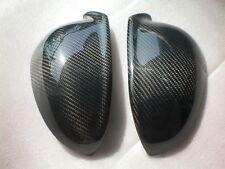 Carbon Fiber Tape-on Mirror Covers for 2006-2008 VW Golf MK5 Jetta EOS R32 GTI