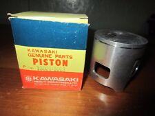 Kawasaki KX125A piston,  vintage,  NOS